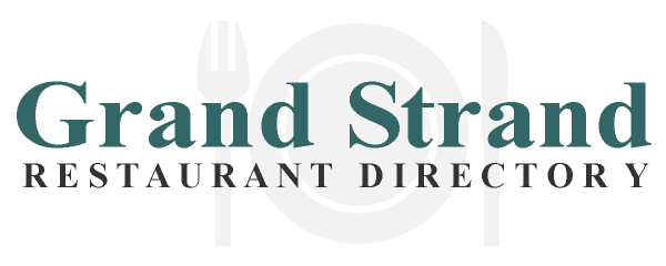 Grand Strand Restaurant Directory - click for home